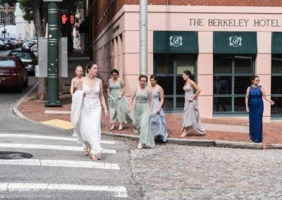 Weddings at The Berkeley Hotel