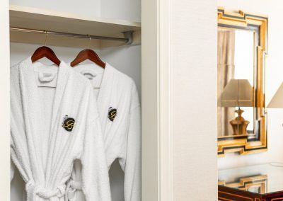 The Berkeley Hotel Guest Room Robes