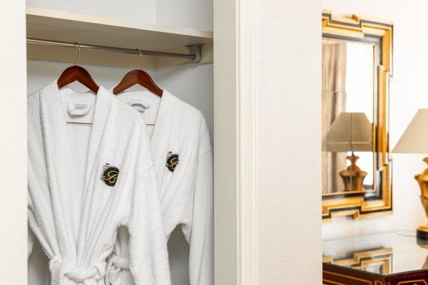 The Berkeley Hotel Robes